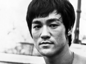 The iconic Bruce Lee