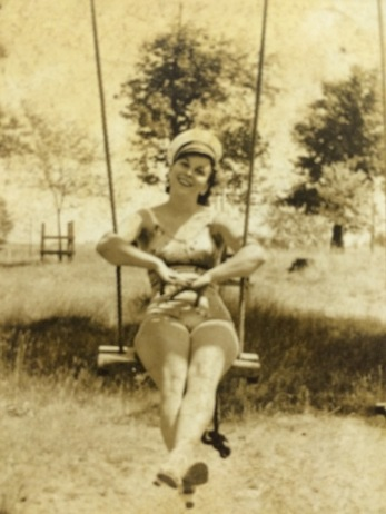 Grandma Iva, Circa 1938